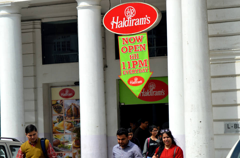 Haldirams - VCC Media Gallery