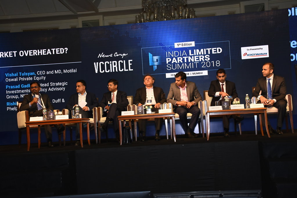 News Corp VCCircle Limited Partners Summit 2018