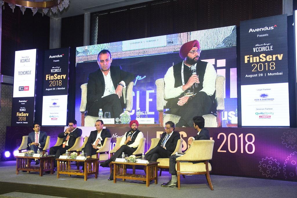 FinServ Summit 2018 Mumbai