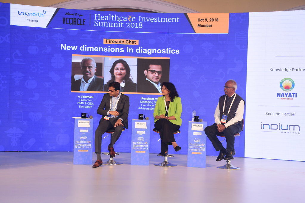 News Corp VCCircle Healthcare Investment Summit 2018
