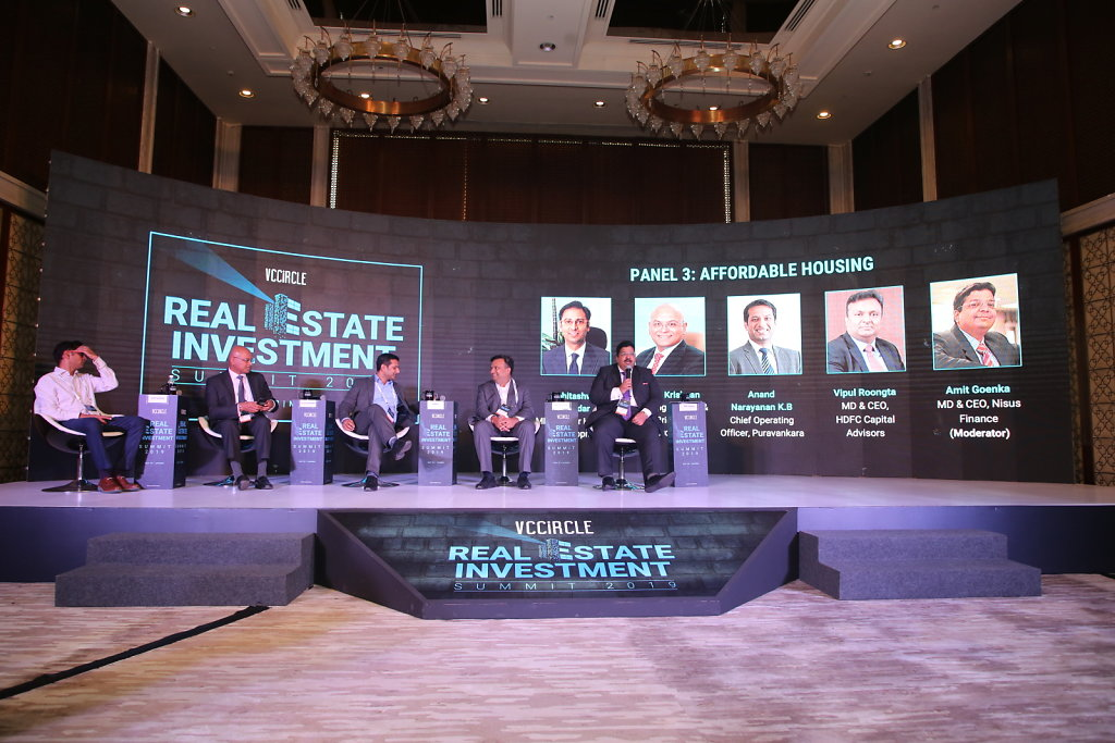 VCCircle Real Estate Investment Summit 2019