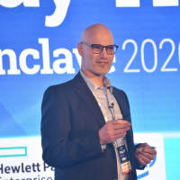 Best for the Last - David Lorenz, HPE NonStop Sales, North America delivers the closing address on Payments in real-time on HPE NonStop