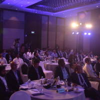 It's a full house at the Pay-iT Conclave 2020 held at JW Marriott Mumbai Sahar.JPG